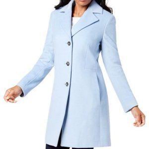 Calvin Klein   Wool-Blend Coat